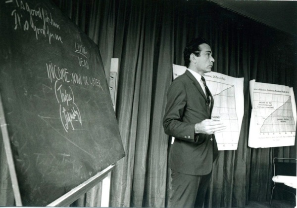 Father, the teacher